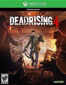 Dead Rising 4 - Xbox One - Mídia Digital