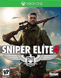 Sniper Elite 4 - Xbox One - Mídia Digital