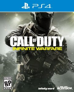 Call Of Duty: Infinite Warfare - PS4 - Mídia Digital
