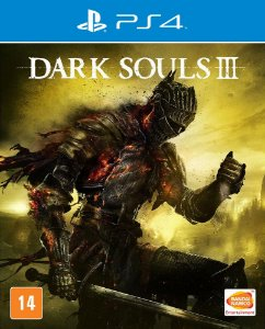 Dark Souls 3 - PS4 - Mídia Digital
