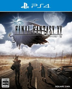 Final Fantasy XV - PS4 - Mídia Digital