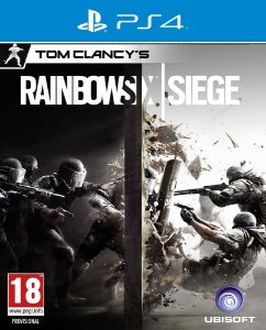 Rainbow Six Siege - PS4 - Mídia Digital