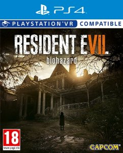 Resident Evil 7 - PS4 - Mídia Digital