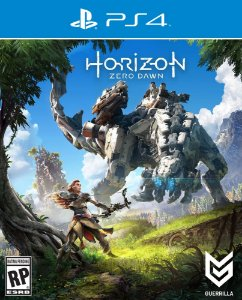 Horizon Zero Dawn - PS4 - Mídia Digital