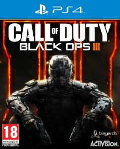 Call of Duty: Black Ops 3 - PS4 - Mídia Digital