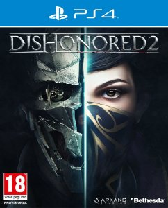 Dishonored 2 - PS4 - Mídia Digital