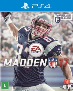 Madden NFL 17 - PS4 - Mídia Digital
