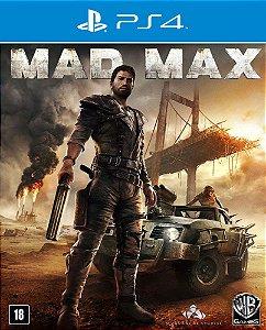 Mad Max - PS4 - Mídia Digital