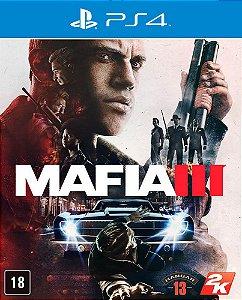 Mafia III - PS4 - Mídia Digital
