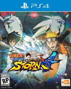 Naruto Shippuden Ultimate Ninja Storm 4 - PS4 - Mídia Digital