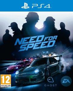 Need For Speed - PS4 - Mídia Digital