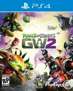 Plants Vs Zombies: Garden Warfare 2 - PS4 - Mídia Digital