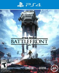 Star Wars Battlefront - PS4 - Mídia Digital