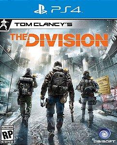 Tom Clancys The Division - PS4 - Mídia Digital