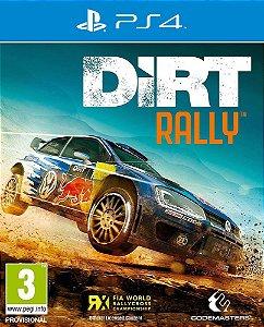 Dirt Rally - PS4 - Mídia Digital