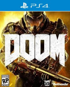 Doom - PS4 - Mídia Digital