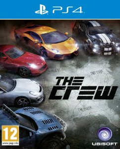 The Crew - PS4 - Mídia Digital