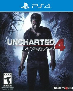 Uncharted 4: A Thief's End - PS4 - Mídia Digital