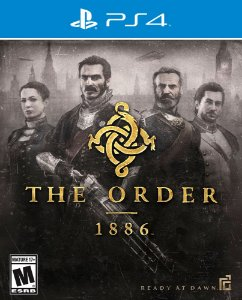 The Order: 1886 - PS4 - Mídia Digital