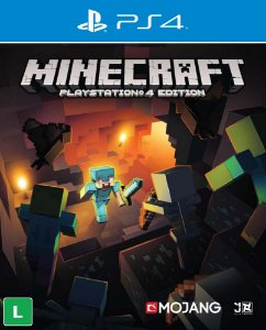 Minecraft - PS4 - Mídia Digital