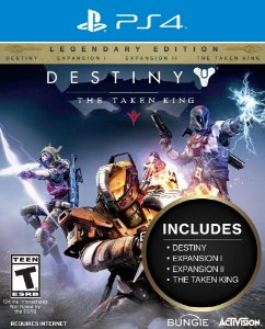 Destiny: Legendary Edition - PS4 - Mídia Digital