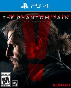 Metal Gear Solid V: The Phantom Pain - PS4 - Mídia Digital