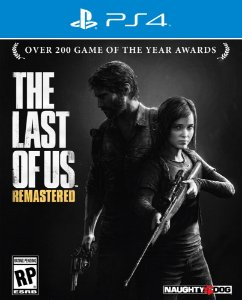 The Last of Us: Remastered - PS4 - Mídia Digital