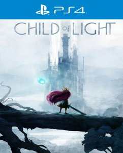 Child of Light - PS4 - Mídia Digital