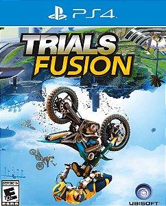 Trials Fusion - PS4 - Mídia Digital