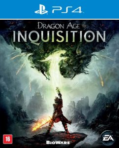 Dragon Age: Inquisition - PS4 - Mídia Digital