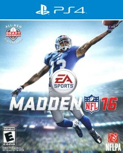 Madden NFL 16 - PS4 - Mídia Digital