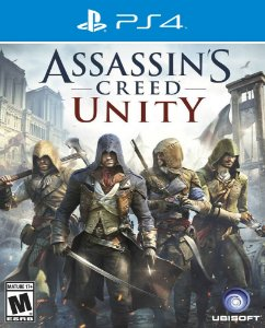Assassins Creed: Unity - PS4 - Mídia Digital
