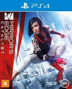 Mirror's Edge Catalyst - PS4 - Mídia Digital