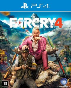 Far Cry 4 - PS4 - Mídia Digital