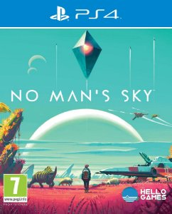 No Man's Sky - PS4 - Mídia Digital