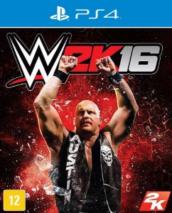 WWE 2K16 - PS4 - Mídia Digital