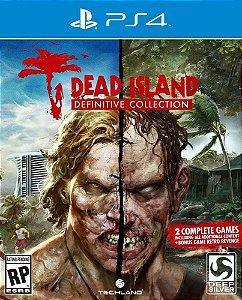 Dead Island: Definitive Edition - PS4 - Mídia Digital