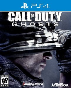 Call of Duty: Ghosts - PS4 - Mídia Digital
