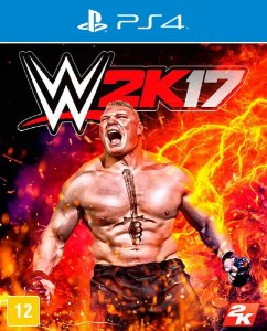 WWE 2K17 - PS4 - Mídia Digital