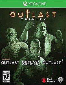 Outlast 2 - Xbox One - Mídia Digital