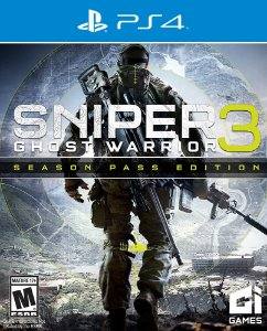 Sniper: Ghost Warrior 3 - Ps4 - Mídia Digital