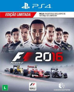 F1 2016 - Ps4 - Mídia Digital
