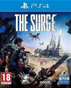 The Surge - Ps4 - Mídia Digital