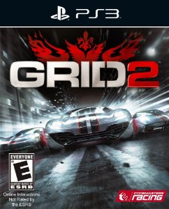 Grid 2 - Ps3 - Mídia Digital