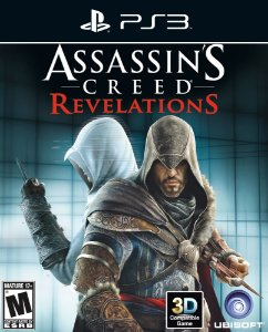 Assassin's Creed: Revelations - Ps3 - Mídia Digital