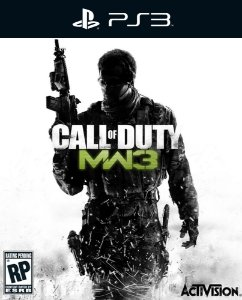 Call of Duty: Modern Warfare 3 - Ps3 - Mídia Digital