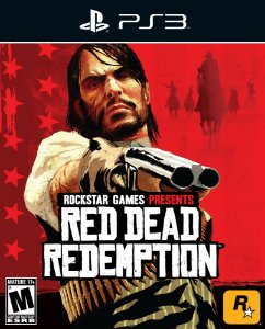 Red Dead Redemption - Ps3 - Mídia Digital