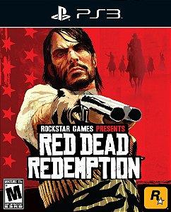 Red Dead Redemption - Ps3 - Mídia Digital