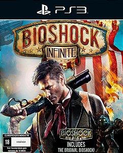 BioShock Infinite - Ps3 - Mídia Digital