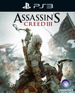 Assassin's Creed III - Ps3 - Mídia Digital